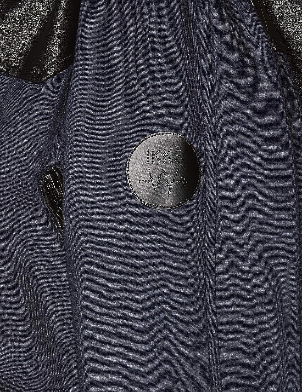 IKKS Parka Bi-mati/ère Navy et Noir Way Blouson Fille