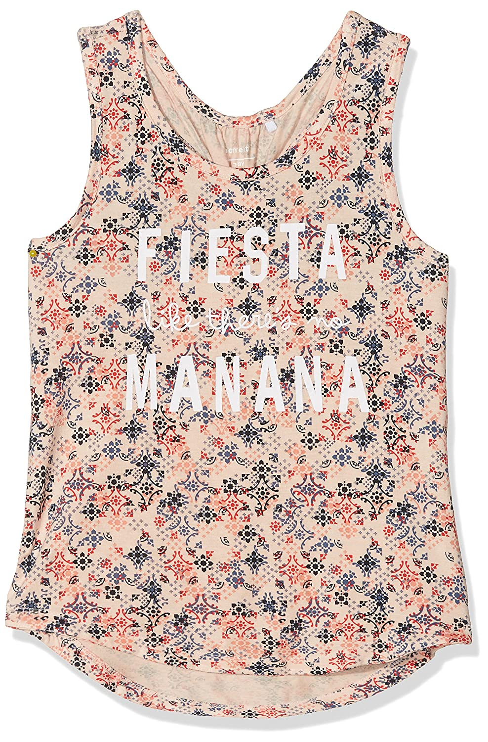 Name It Girl's Nkfkendra Sl Top Vest 13152649