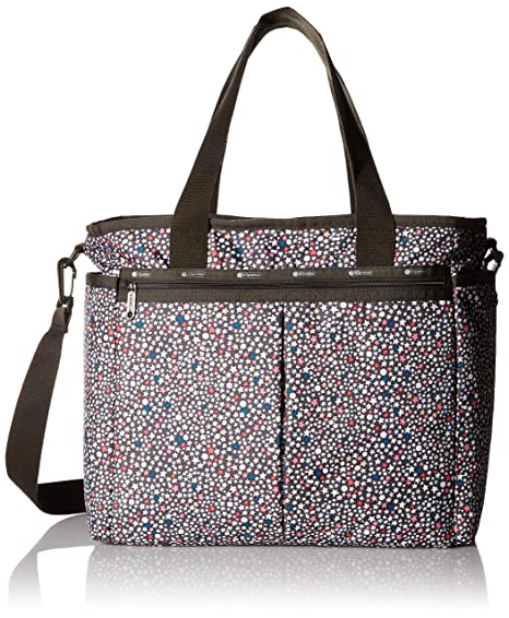 36ec90c32 LeSportsac Women's Ryan Baby Tote, Bubble Star B: Amazon.ca: Luggage & Bags