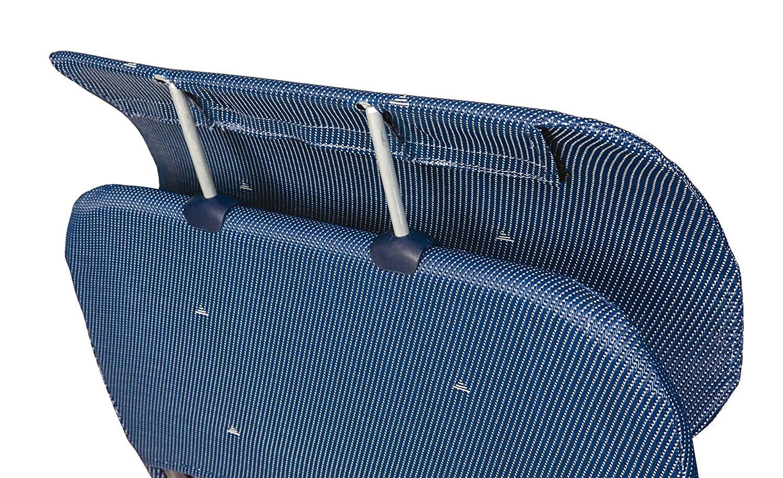 Crespo Chaise Bleu fonc/é 41 AL-215 Compact
