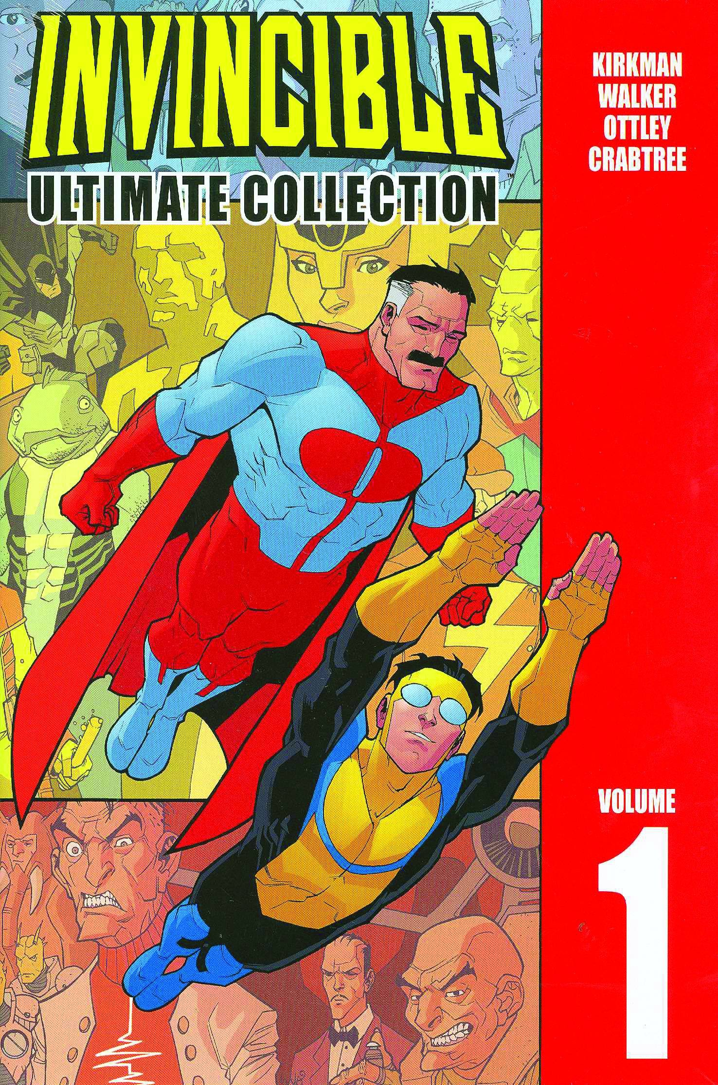 Read Online Invincible: The Ultimate Collection, Vol. 1 ebook