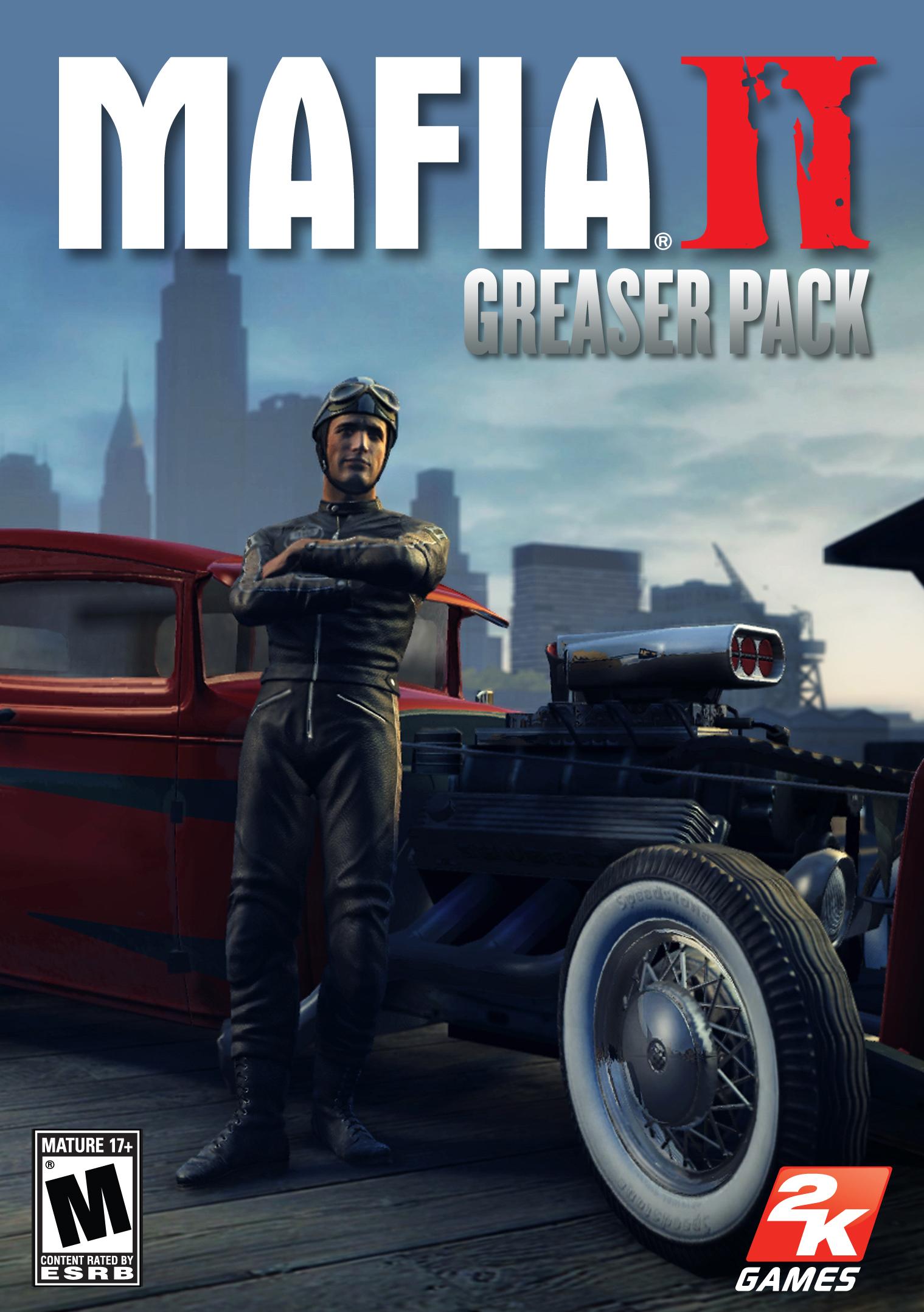 Mafia II DLC: Greaser Pack [Online Game Code]