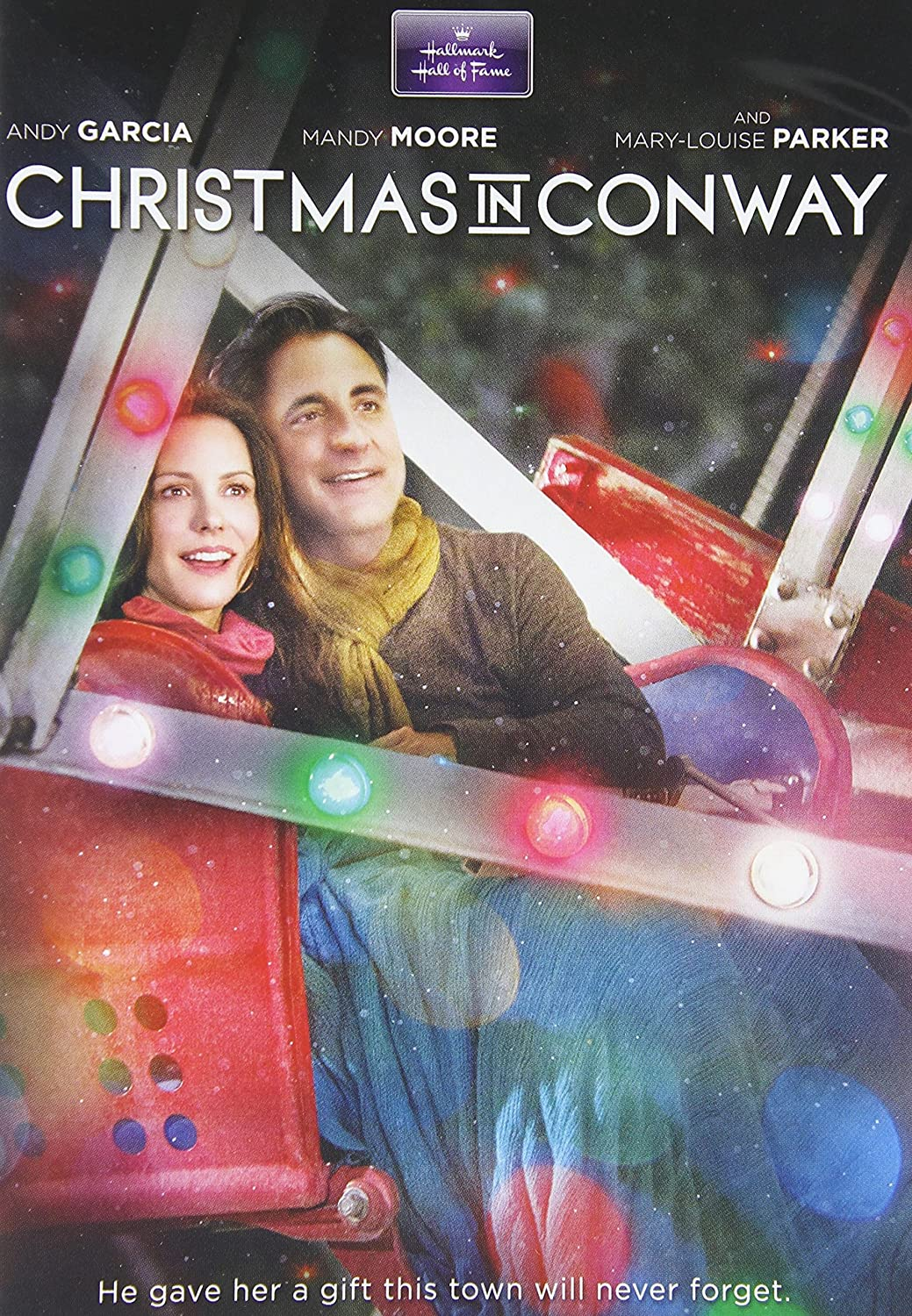 Christmas In Conway.Amazon Com Christmas In Conway Andy Garcie Cheri Oteri
