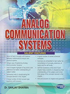 Analog Communication Systems By P Chakrabarti Pdf