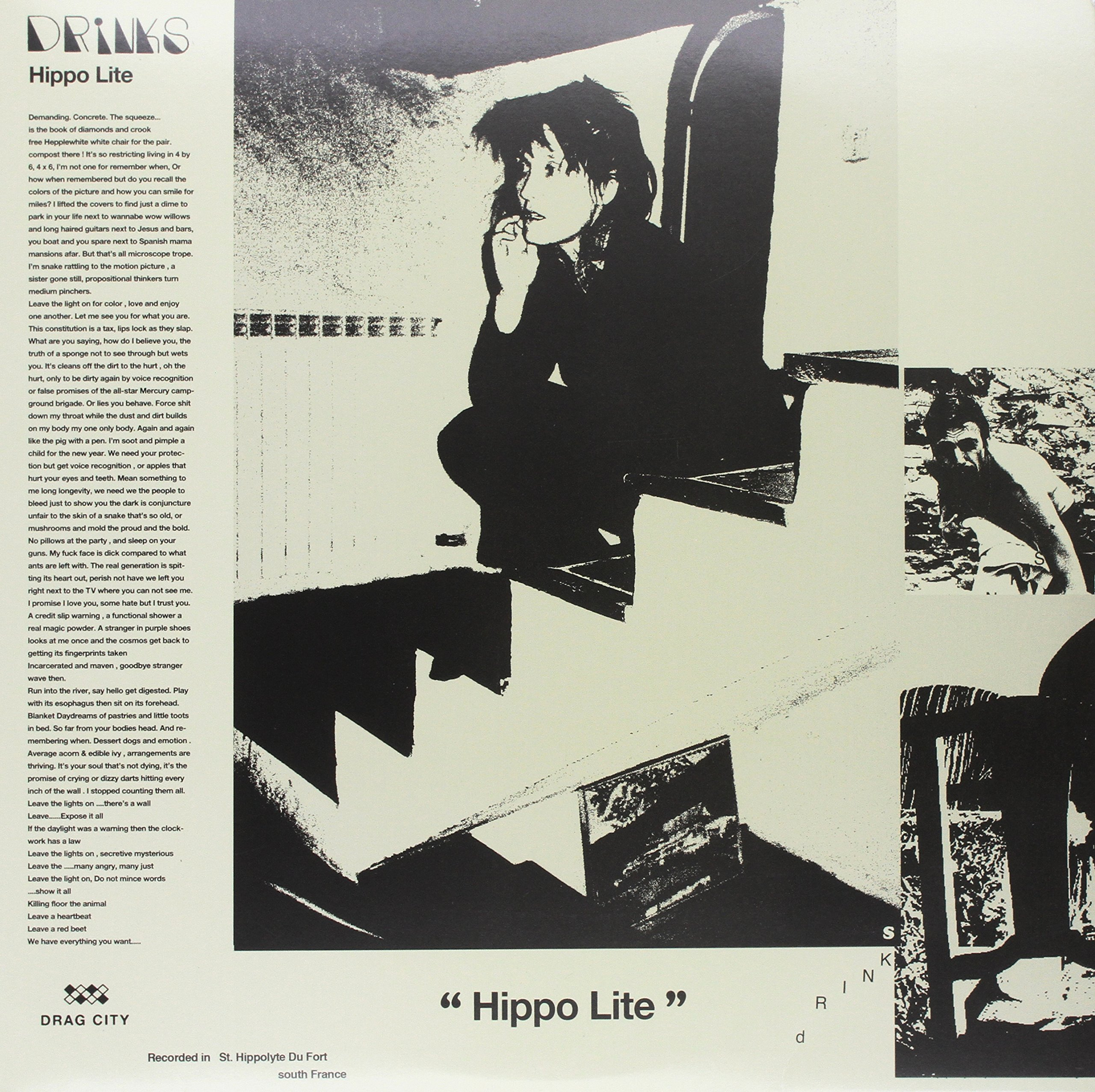 Vinilo : The Drinks - Hippo Lite (LP Vinyl)