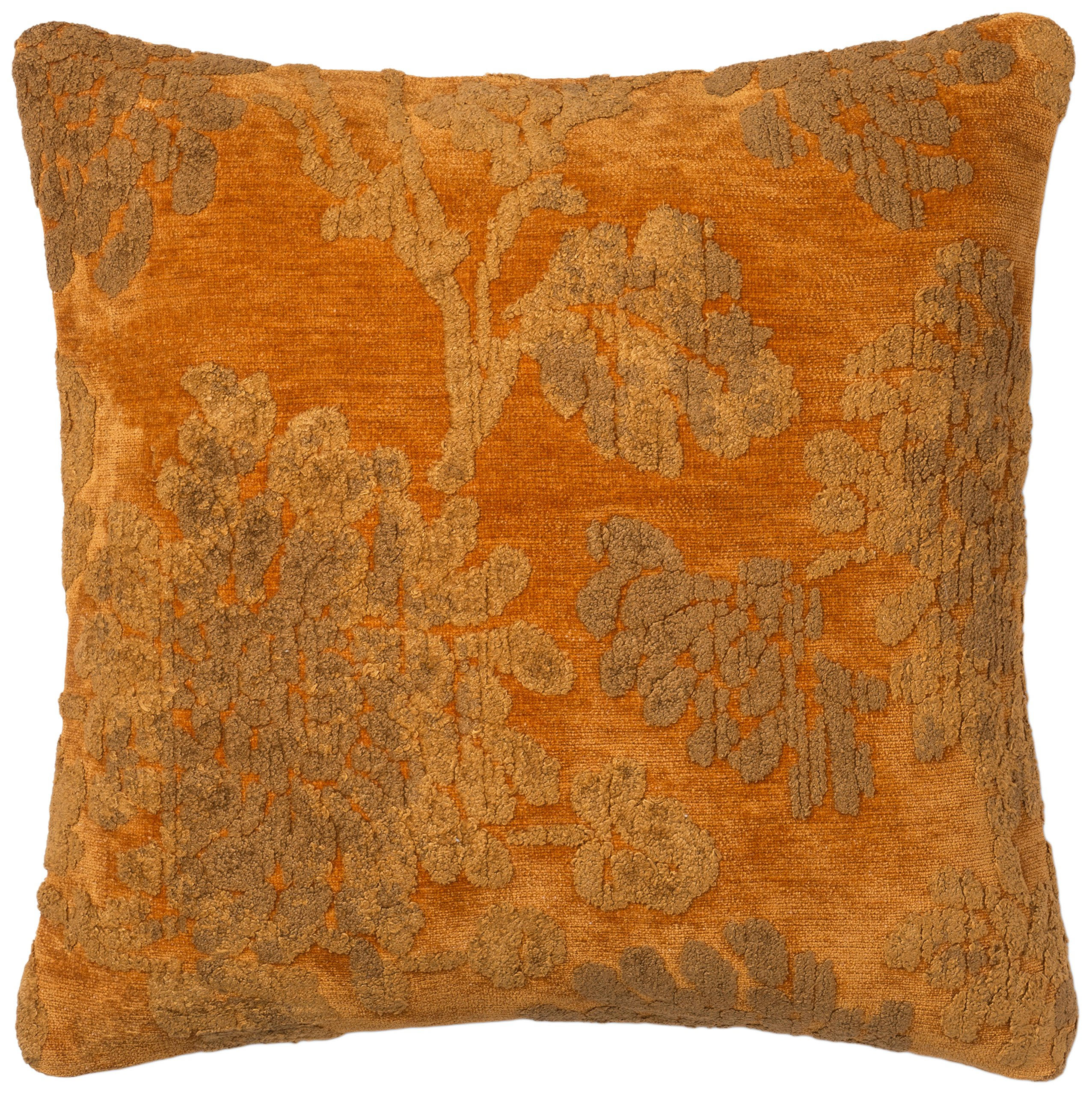 Loloi  Accent  Pillow  DSETGPI13AI00PIL3  Aura  100%  Viscose  with  Down  Fill  22''  x  22'' by Loloi