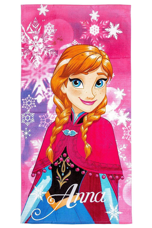 'Disney Frozen La Reine des Neiges Serviette de plage/serviette de bain