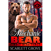 Mechanic Bear (Bear Shifter Mystery Romance) (Timber Bear Ranch Book 4) (English Edition)