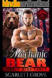 Mechanic Bear (Bear Shifter Mystery Romance) (Timber Bear Ranch Book 4)