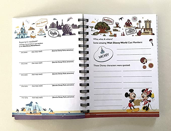 Amazon.com: My Walt Disney World Discover the Magic Travel ...