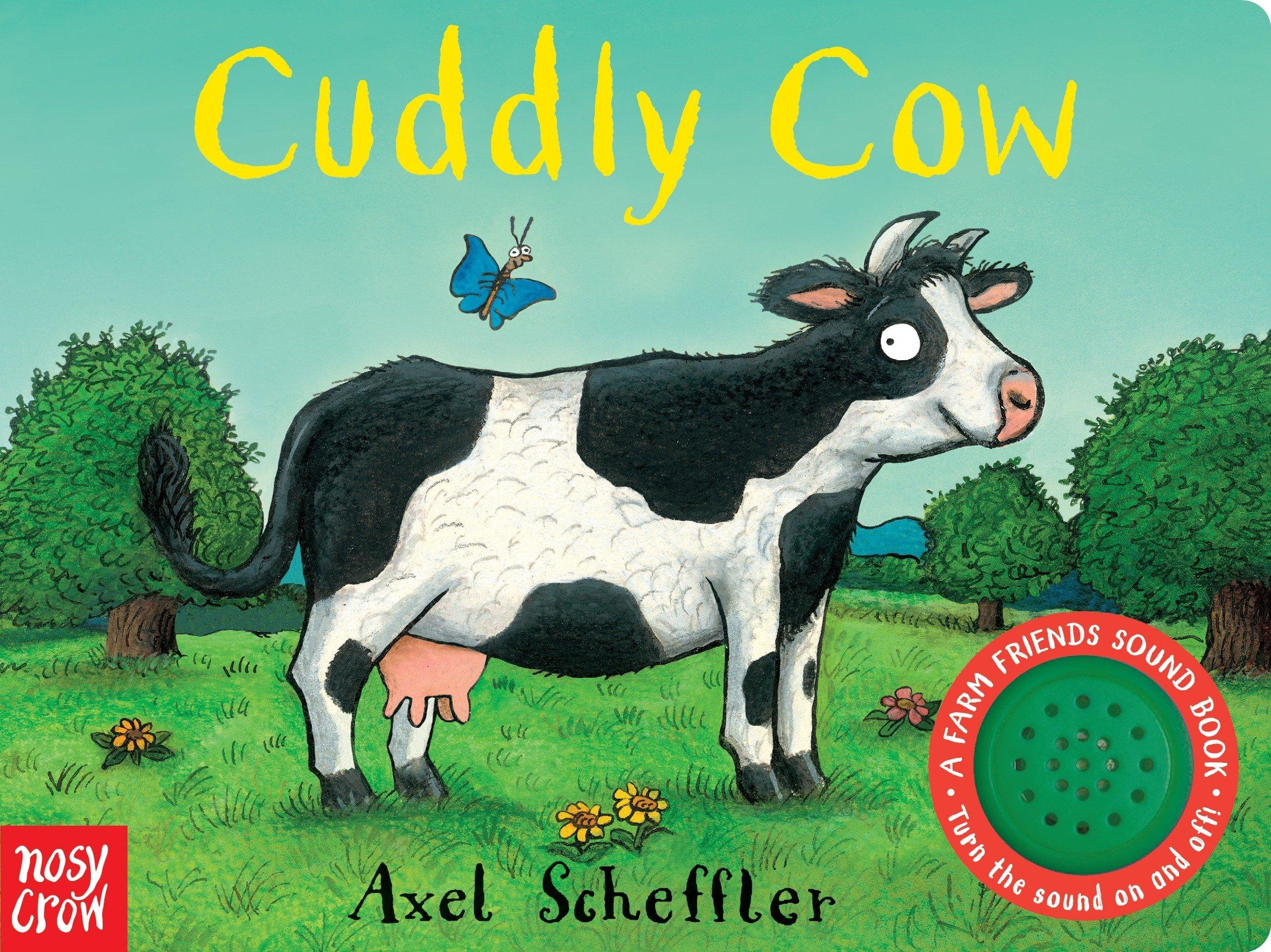 Read Online Cuddly Cow: A Farm Friends Sound Book pdf epub
