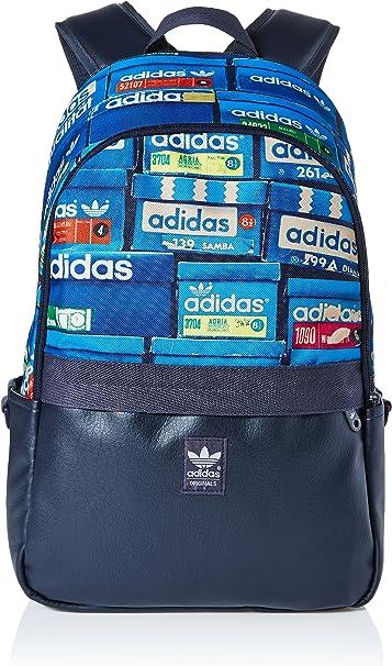 adidas Originals Backpack Essential Shoeboxes Legend Multicolor