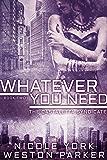 Whatever You Need: (A Chicago Mafia Syndicate) (Castaletta Book 2)