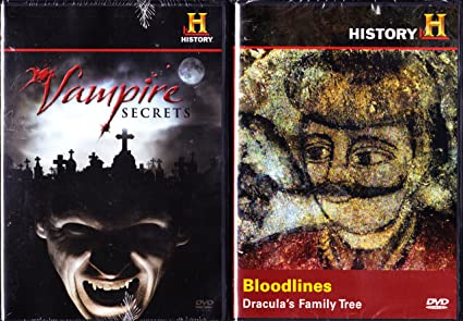 Amazon com: The History Channel Vampire 2 Pack : Bloodlines