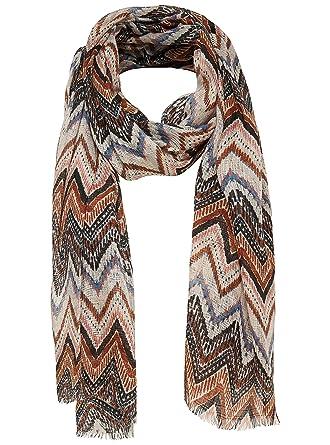Only Foulard Roxanne Multicolor U Multicolore  Amazon.fr  Vêtements et  accessoires 3fb61c69f1d