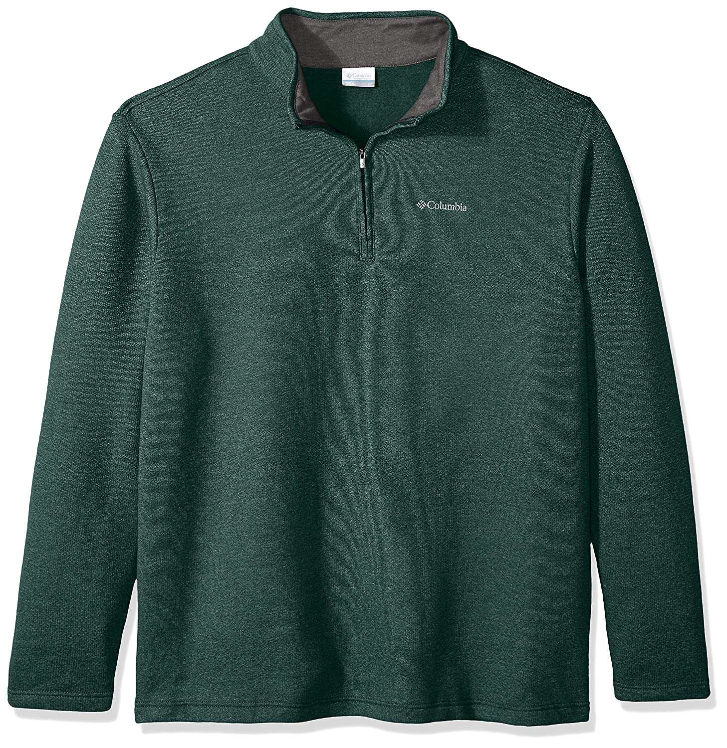Columbia Men's Hart Mountain Iii Big & Tall Half Zip