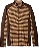 Ibex Merino Wool Men's Woolies 2 Zip Neck Shirt
