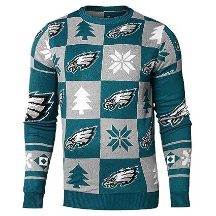 Amazon Philadelphia Eagles Nfl Fc Midnight Green Gray Knit