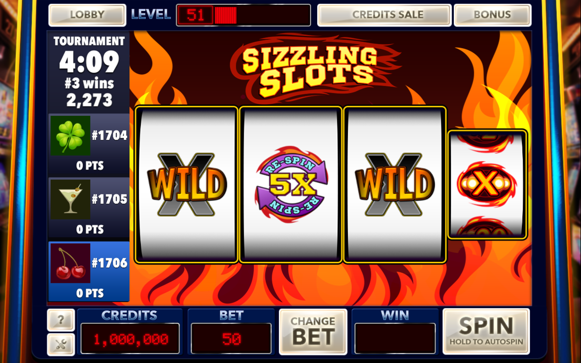 featured slots