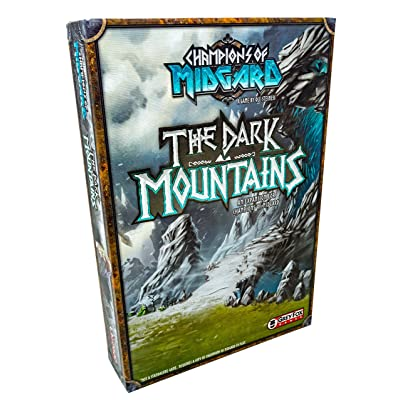 Grey Fox Games Champions of Midgard: The Dark Mountains Board Game: Toys & Games