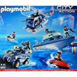Playmobil City Action 9043 - Set de Policía