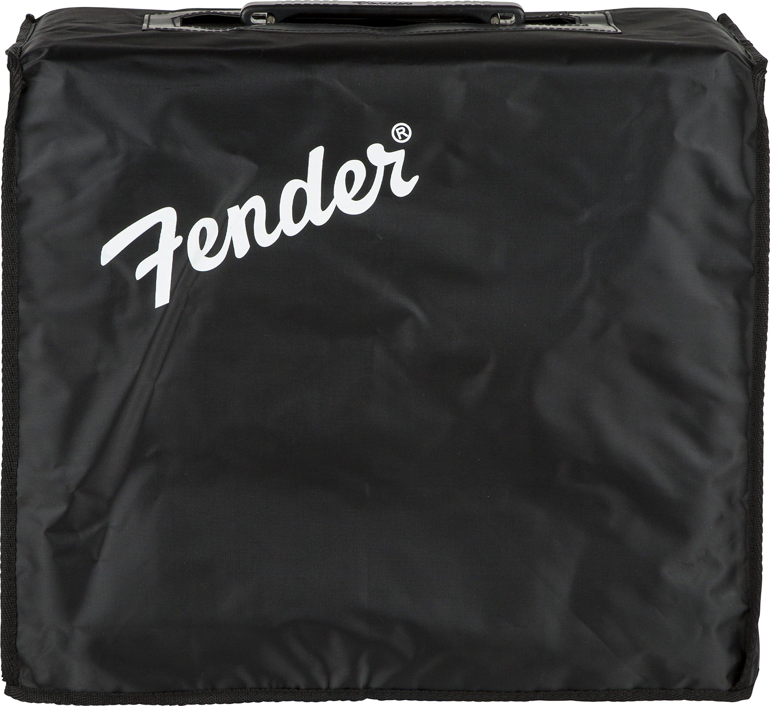 Fender 0054912000 Blues Junior Iii Cover, Black Vinyl by Fender (Image #1)