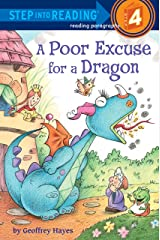 A Poor Excuse for a Dragon (Step into Reading) Kindle Edition