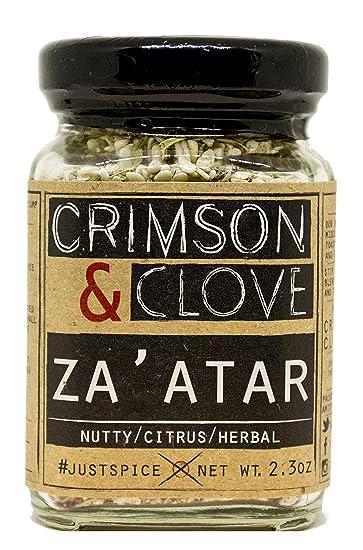 Zaatar Zahatar Zatar Spice Blend By Crimson And Clove