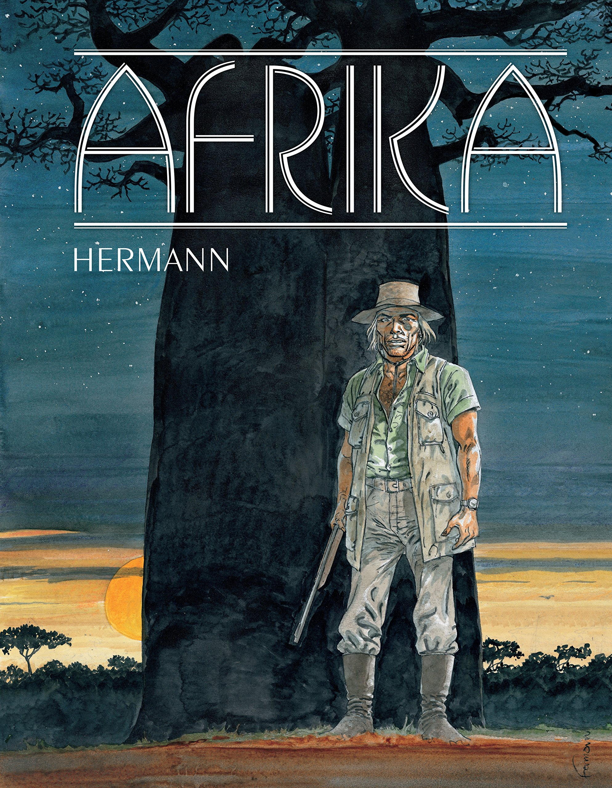 Read Online Afrika ebook