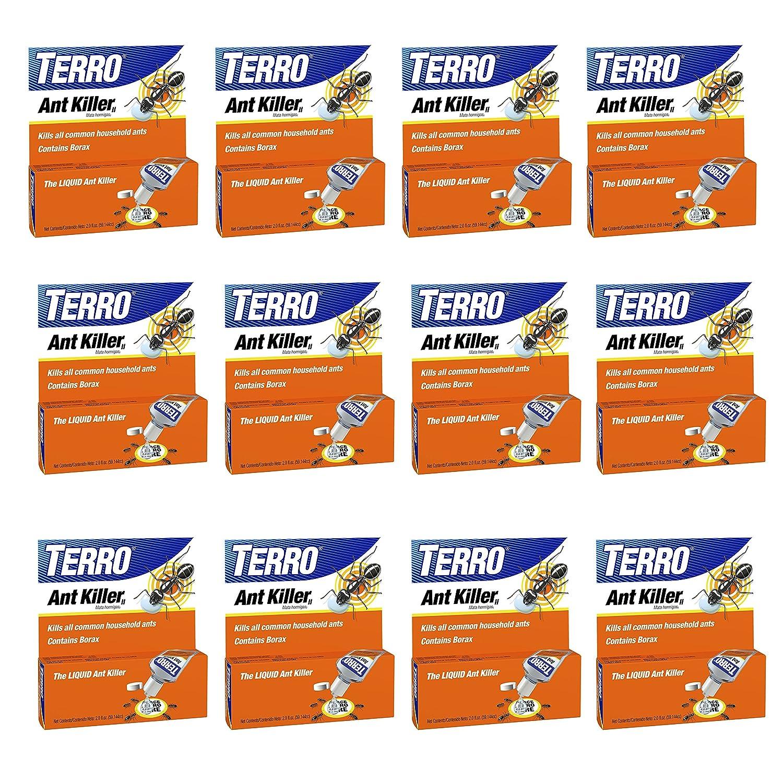 TERRO 2 oz Liquid Ant Killer ll T200 T200-12