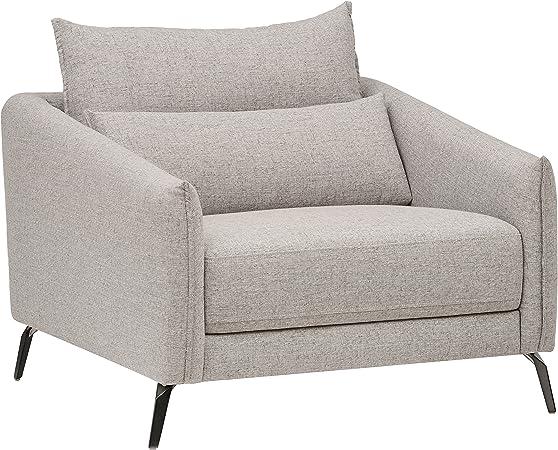 Rivet Berkshire Modern Living Room Accent Chair, 37\