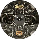 """Meinl 18"""" Crash Cymbal - Classics Custom Dark - Made in Germany, 2-YEAR WARRANTY (CC18DAC)"""