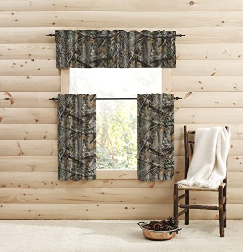Realtree Edge Window 36 inches Tier Pair