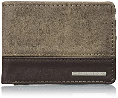BILLABONG Dimension, Bolsa y Cartera para Hombre, Marrón (Brown), 1.8x9x12