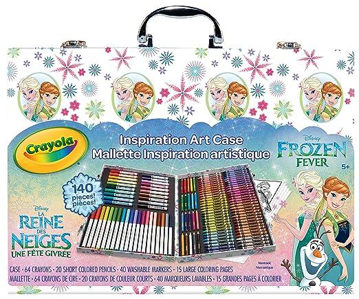 48 opinioni per Crayola 04-2539- Valigetta dell'Artista Disney Frozen