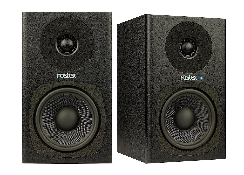 FOSTEX アクティブスピーカー PM0.4c(B) B01HCL6TSQ ブラック