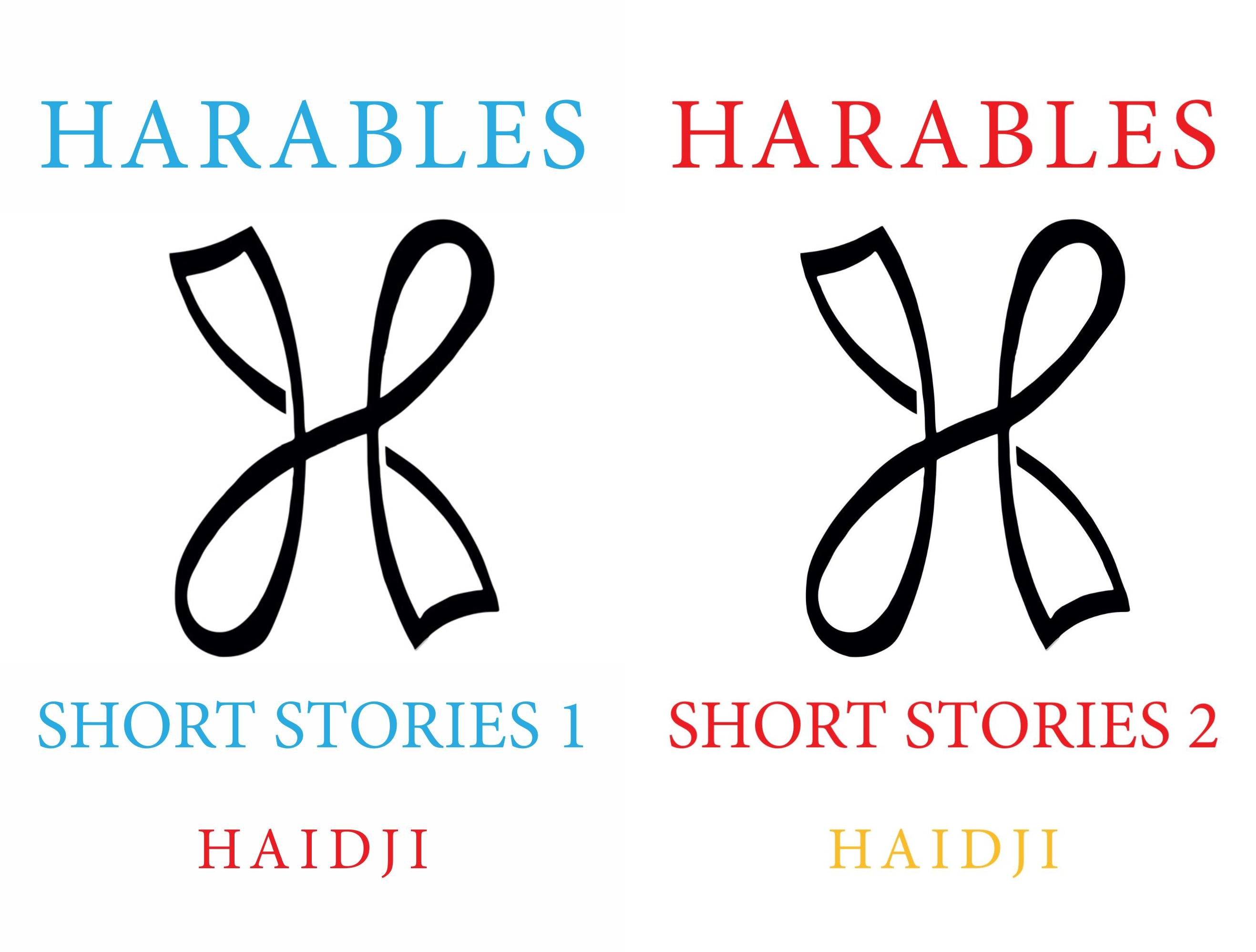 Harables (2 Book Series)