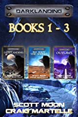 Darklanding Omnibus Books 1-3: Assignment Darklanding, Ike Shot the Sheriff, & Outlaws (Darklanding Omnis Book 1) Kindle Edition