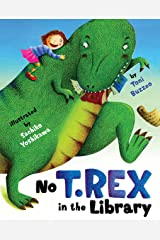 No T. Rex in the Library Kindle Edition