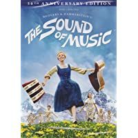 The Sound of Music 50th Anniversary Edition Digital/DVD