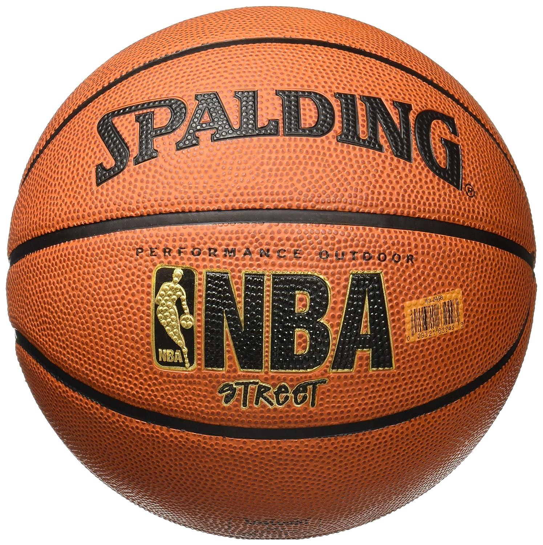 Spalding NBA Street Basketball, Orange 632498