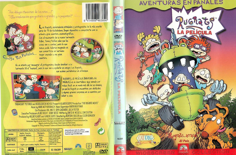 Rugrats: La película [DVD]: Amazon.es: Igor Kovalyov, Norton Vir: Cine y Series TV