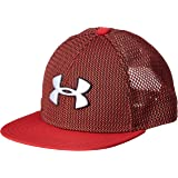//Graphite Youth X-Small//Small Under Armour Accessories 1300952 Under Armour Boys FB Blank White 100