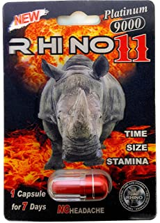 Image result for Rhino 11 Platinum 9000 Male Sexual