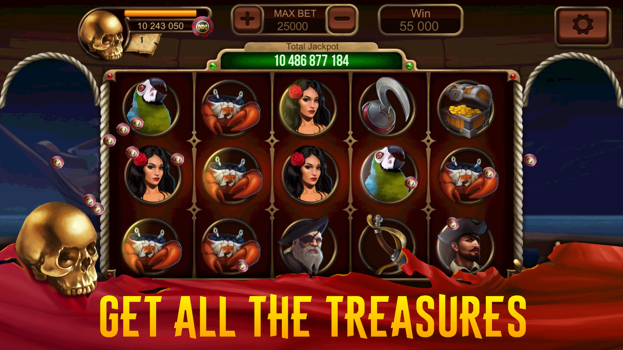 Purrates Of The Catibbean Slot Machine