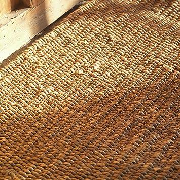 Hessian Rug Home Decor