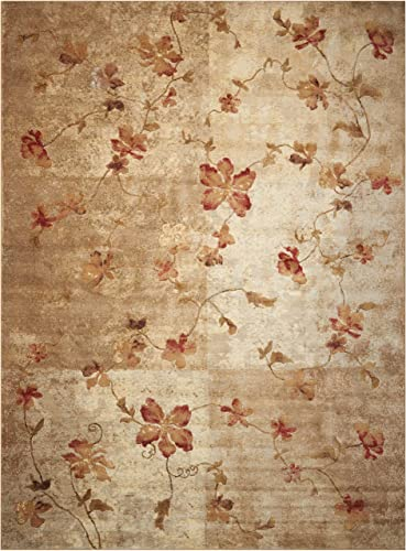 Nourison ST64 Somerset Area Rug Multicolor Rectangle 7 9 x 10 10