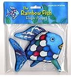 Rainbow Fish Finger Puppet