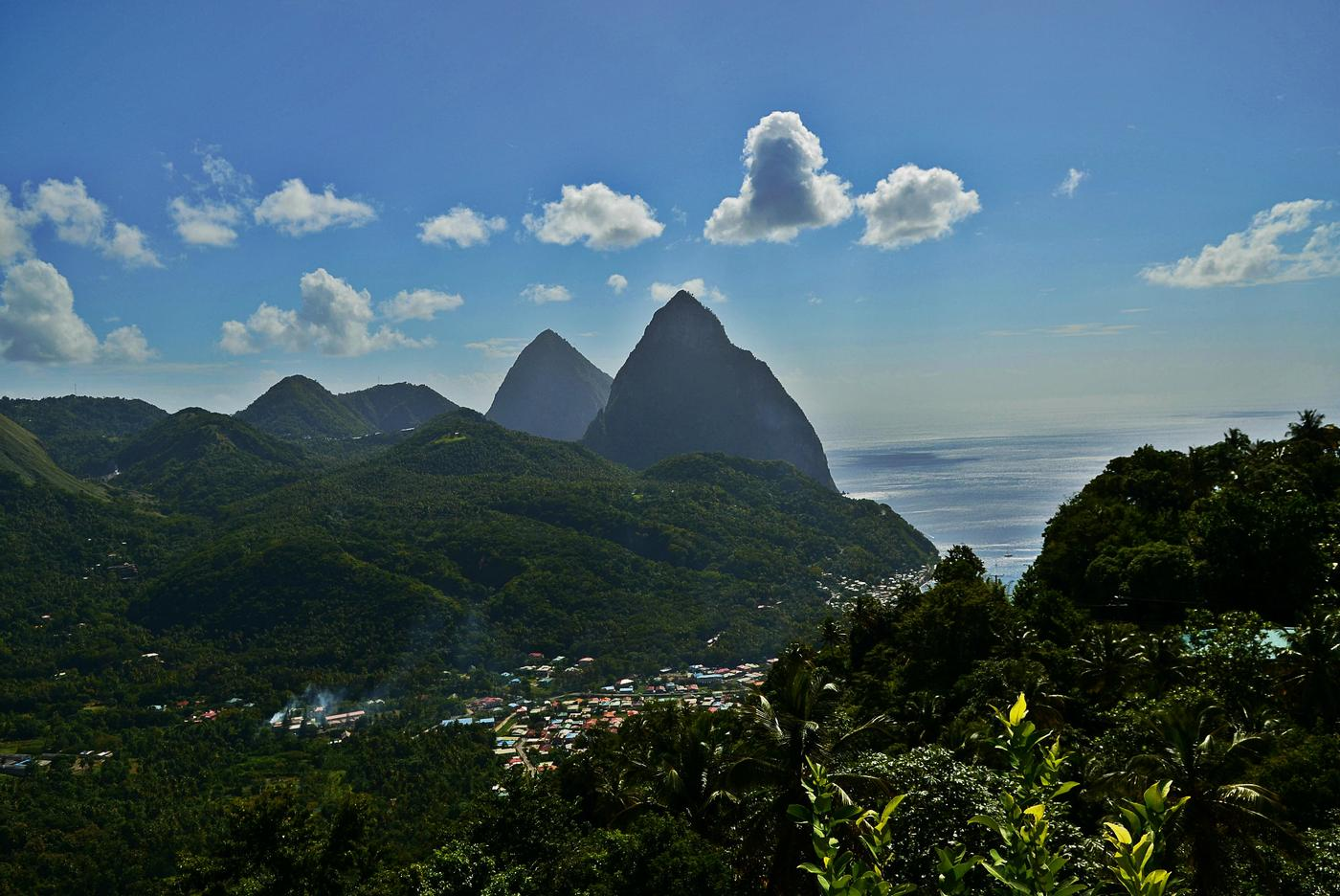 St Lucia Adventure Tours: Hike the Pitons