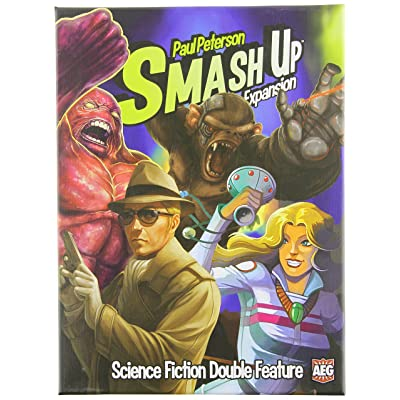 Smash Up: Science Fiction Double Feature Expansion: Toys & Games